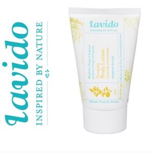 Lavido aromatic citrus body lotion